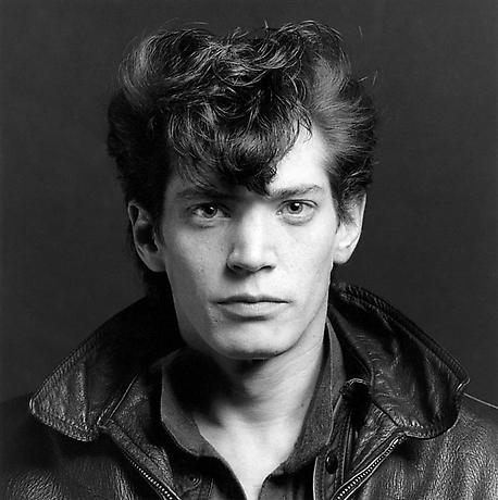 Self Portrait, 1980 by Robert Mapplethorpeimage via The Robert Mapplethorpe Foundation