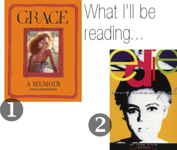 What I'll be reading-December 2012