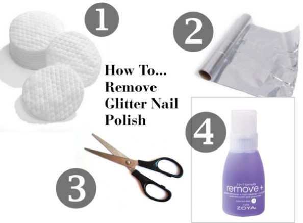 How-to-remove-glitter-nail-polish