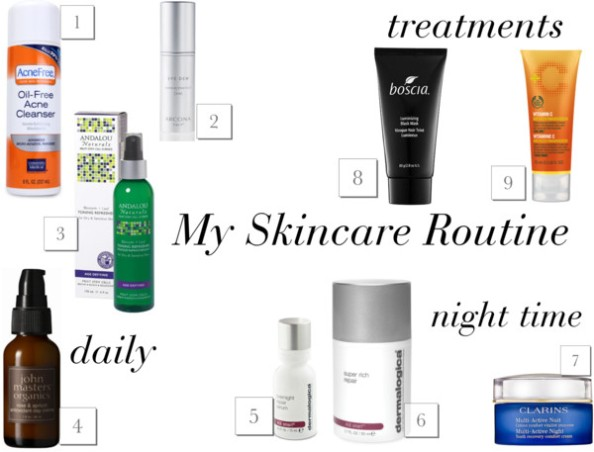 my-skincare-routine