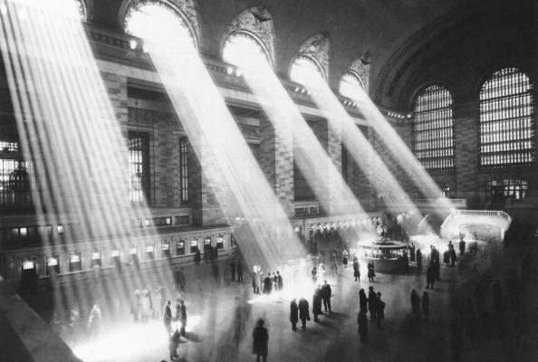 Grand Central Terminal image via The Atlantic