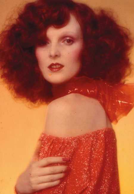 vintage Grace Coddington image source