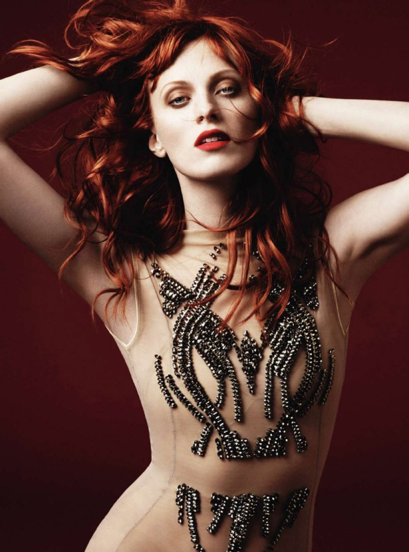 Karen Elson image source