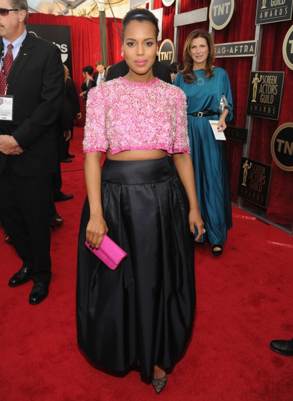 Kerry-Washington-custom-Prada-SAG-Awards-2014