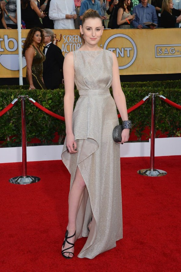 laura-carmichael-sag-awards-2014