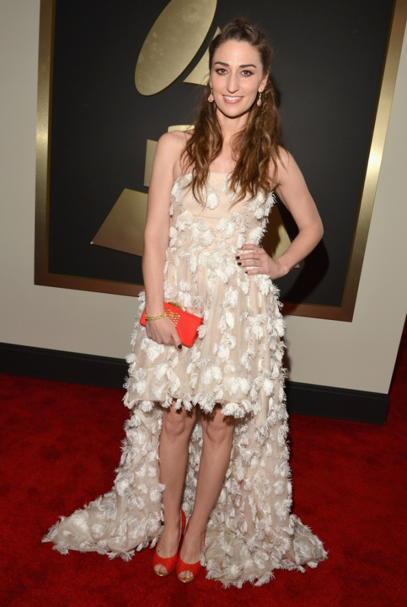 Sara-Bareilles-Blu-Marine-Grammy-2014