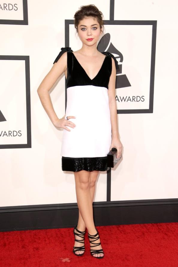 Sarah-Hyland-Grammy-2014
