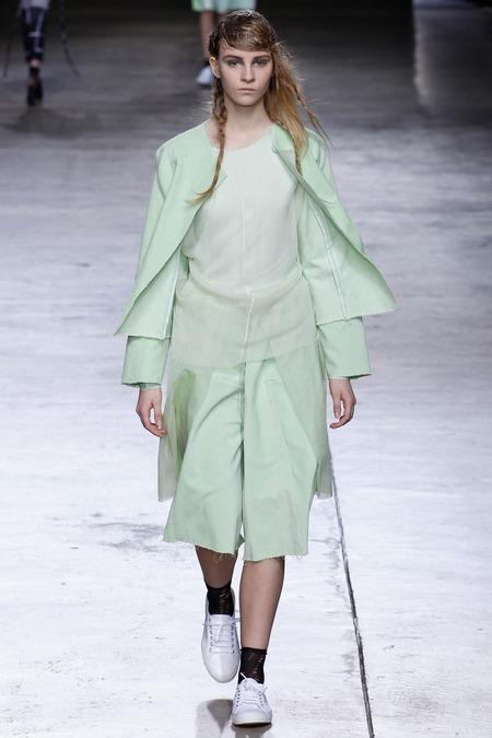 Fashion East image via Style.com