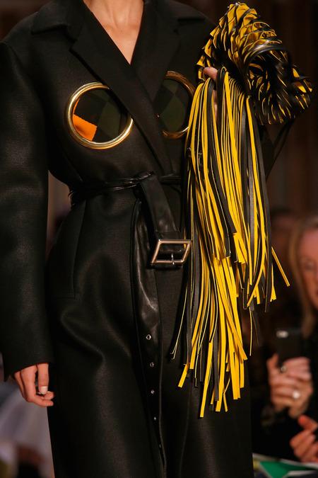 Celine Spring 2014 coat