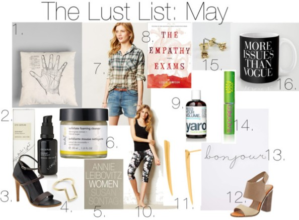 May-Lust-List
