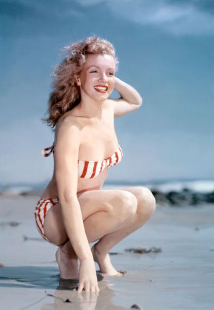 marilyn monroe 1948